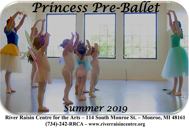 Summer Theatre Arts Camp 2019